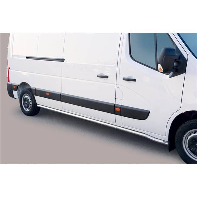 Side Protection Opel Movano L3 TPS/467/L3
