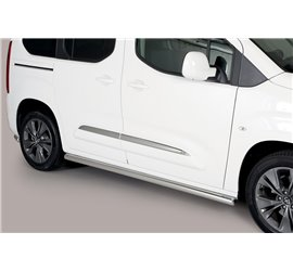 Side Protection Toyota Proace City Verso L1 TPS/469/SWB