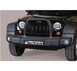 Bull Bar Jeep Wrangler MED/296/PL