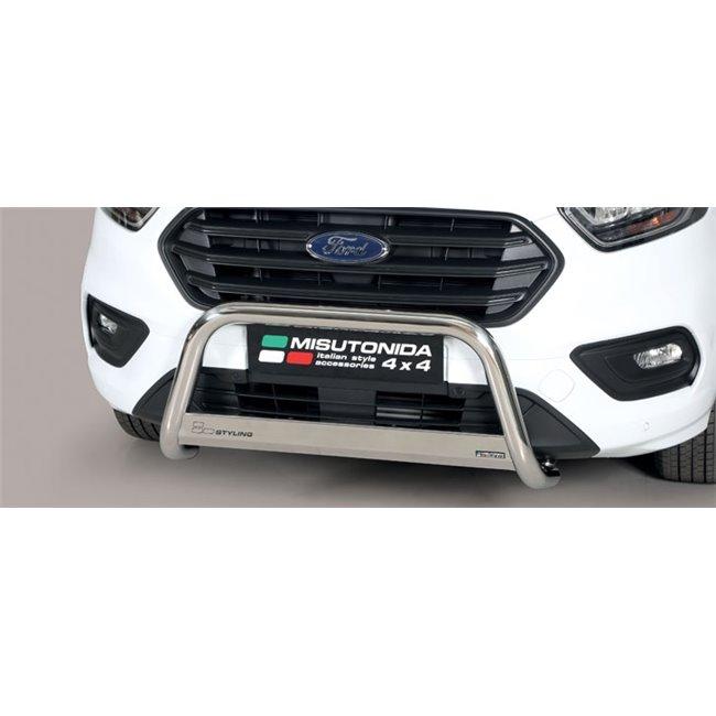 Bull Bar Ford Transit Custom L2 Tourneo Misutonida EC/MED/436/IX