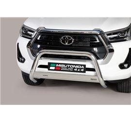 Bull Bar Toyota Hi Lux Double Cab Misutonida EC/MED/490/IX