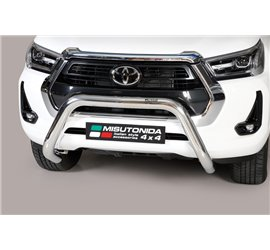 Bull Bar Toyota Hi Lux Double Cab Misutonida EC/SB/490/IX