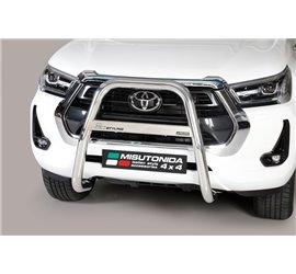 Bull Bar Toyota Hi Lux Double Cab Misutonida MA/490/IX