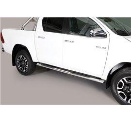 Side Step Toyota Hi Lux Double Cab GPO/410/IX