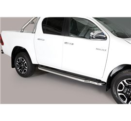 Side Step Toyota Hi Lux Double Cab P/410/IX