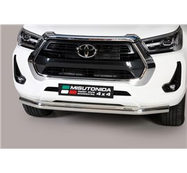 Front Protection Toyota Hi Lux Double Cab SLF/490/IX