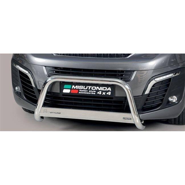 Bull Bar Peugeot Expert Traveller SWB Misutonida EC/MED/415/IX/W