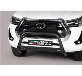 Bull Bar Toyota Hi Lux Double Cab Misutonida EC/MED/490/PL