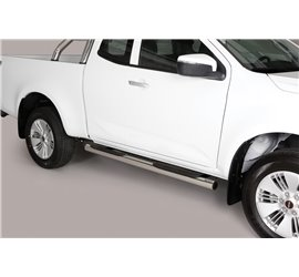 Side Step Isuzu D-Max Space Cab GP/484/IX
