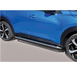 Protezioni Laterali Nissan Juke SP/487/IX