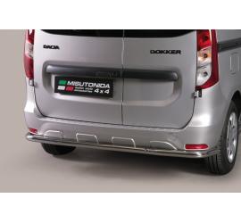 Heckstoßstange Dacia Dokker