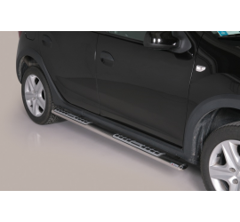 Trittbretter Dacia Sandero Stepway