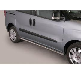 Side Protection Fiat Doblò
