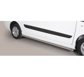 Side Protection Fiat Scudo LWB