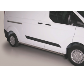 Side Protection Ford Transit Custom L2