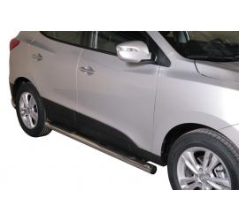 Trittbretter Hyundai ix35