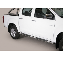 Side Step Isuzu D-Max Double Cab