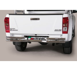 Rear Protection Isuzu D-Max Double Cab