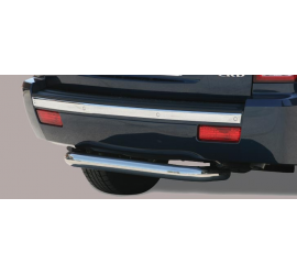 Rear Protection Jeep Gran Cherokee