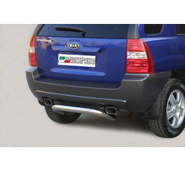 Rear Protection Kia Sportage