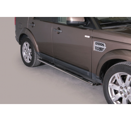 Trittbretter Land Rover Discovery 4