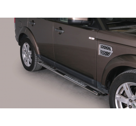 Side Step Land Rover Discovery 4
