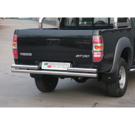 Rear Protection Mazda BT 50