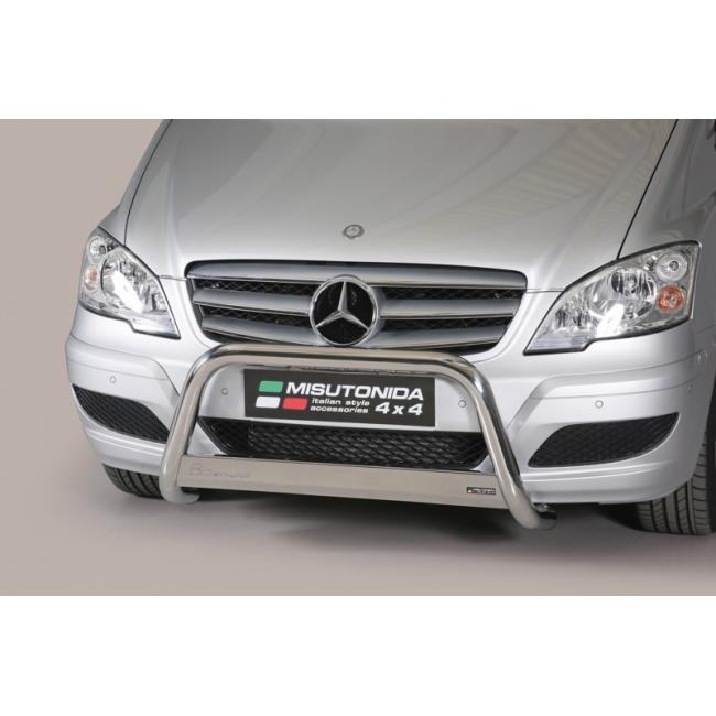 Frontschutzbügel Mercedes Vito Viano