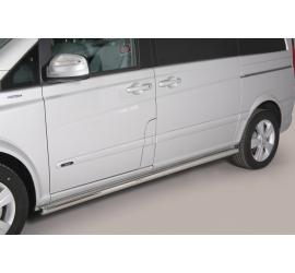 Seitenschutz Mercedes Viano