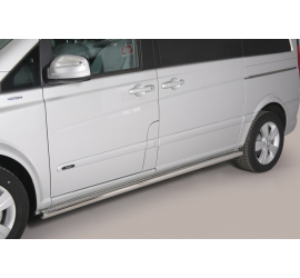 Side Protection Mercedes Viano