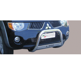 Bull Bar Mitsubishi L200 Club Cab