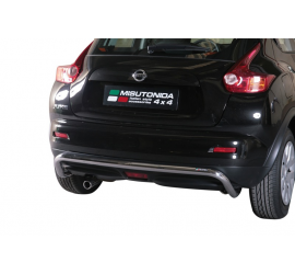Rear Protection Nissan Juke