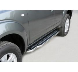 Trittbretter Nissan Pathfinder
