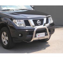 Bull Bar Nissan Navara - Misutonida