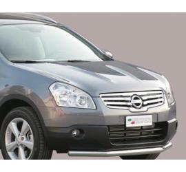 Front Protection Nissan Qashqai +2