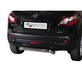 Rear Protection Nissan Qashqai