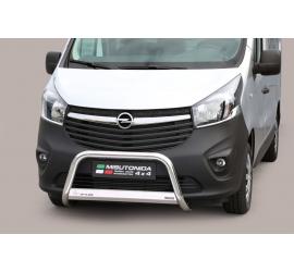 Frontschutzbügel Opel Vivaro SWB