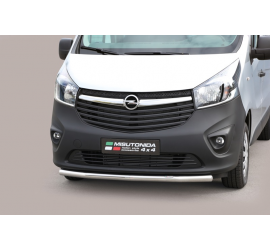 Front Protection Opel Vivaro SWB