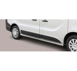 Side Protection Opel Vivaro SWB