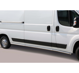 Side Protection Peugeot Boxer LWB