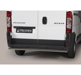 Rear Protection Peugeot Boxer