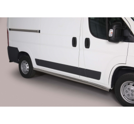 Side Protection Peugeot Boxer SWB