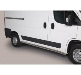 Protezioni Laterali Peugeot Boxer MWB