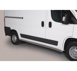 Side Protection Peugeot Boxer MWB