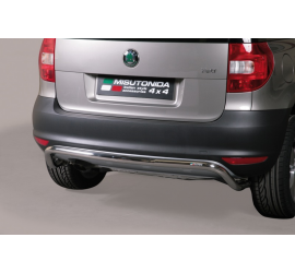 Rear Protection Skoda Yeti 4x2
