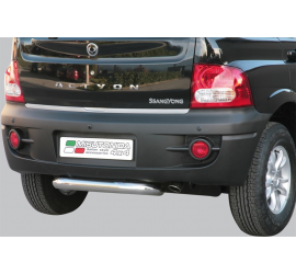 Protection Arrière Ssangyong Actyon
