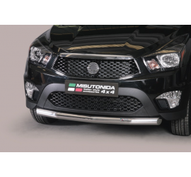Front Protection Ssangyong Actyon Sports
