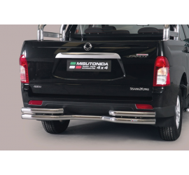 Protection Arrière Ssangyong Actyon Sports