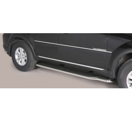 Side Step Ssangyong Rexton W