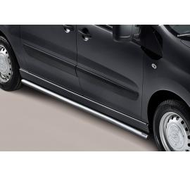 Protezioni Laterali Toyota Proace SWB/LWB TPS/360/SWB